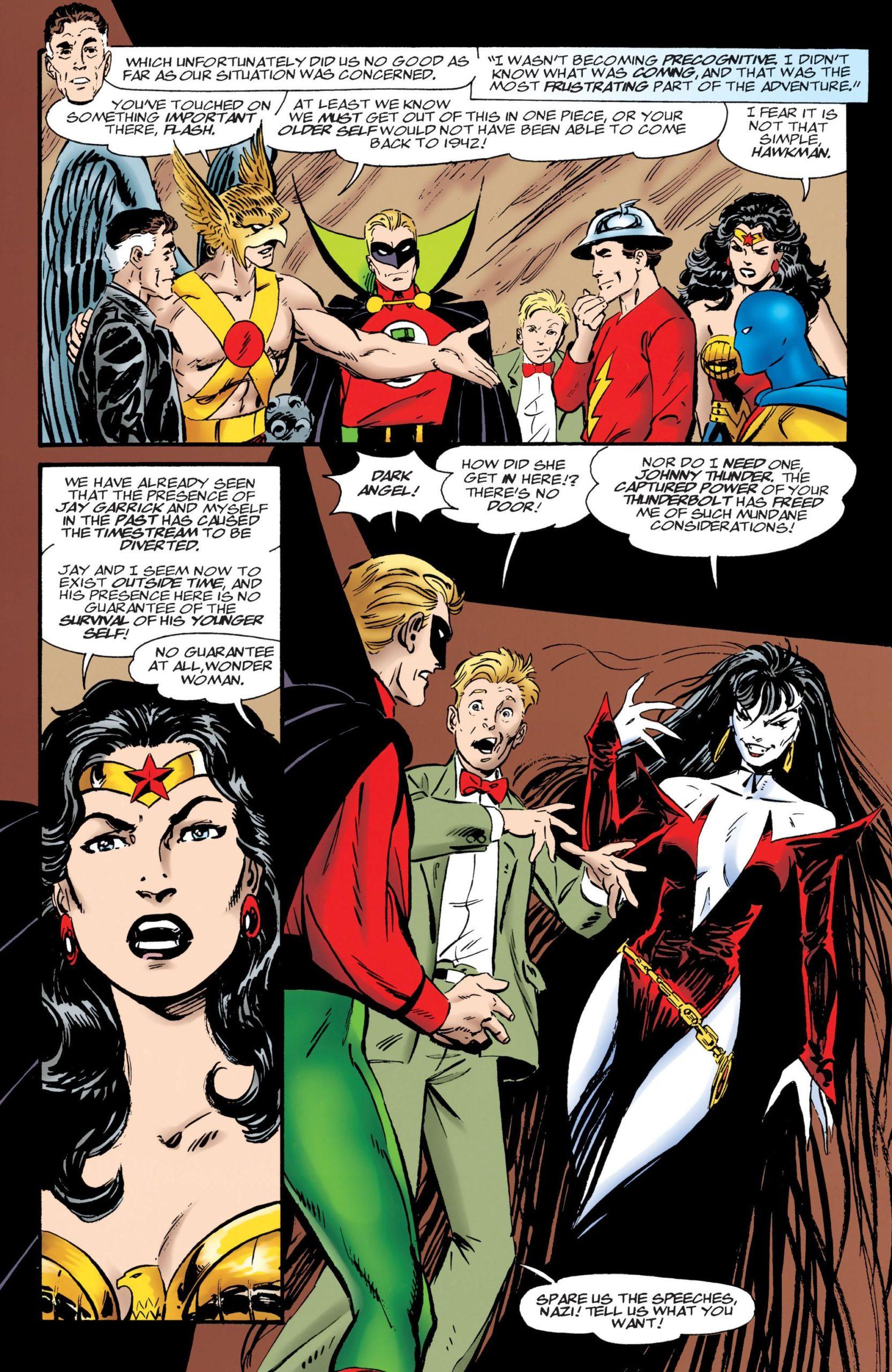 Wonder Woman by John Byrne Book Three review
