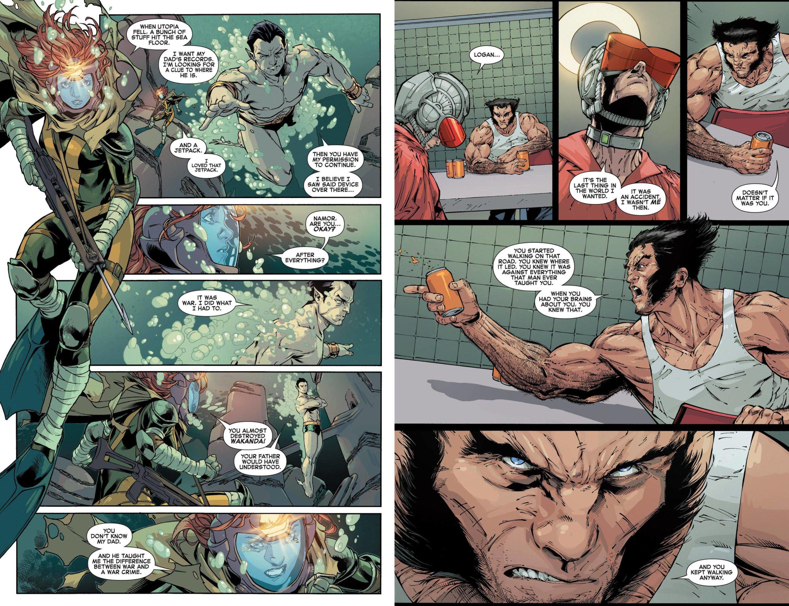 Avengers vs. X-Men Consequences review