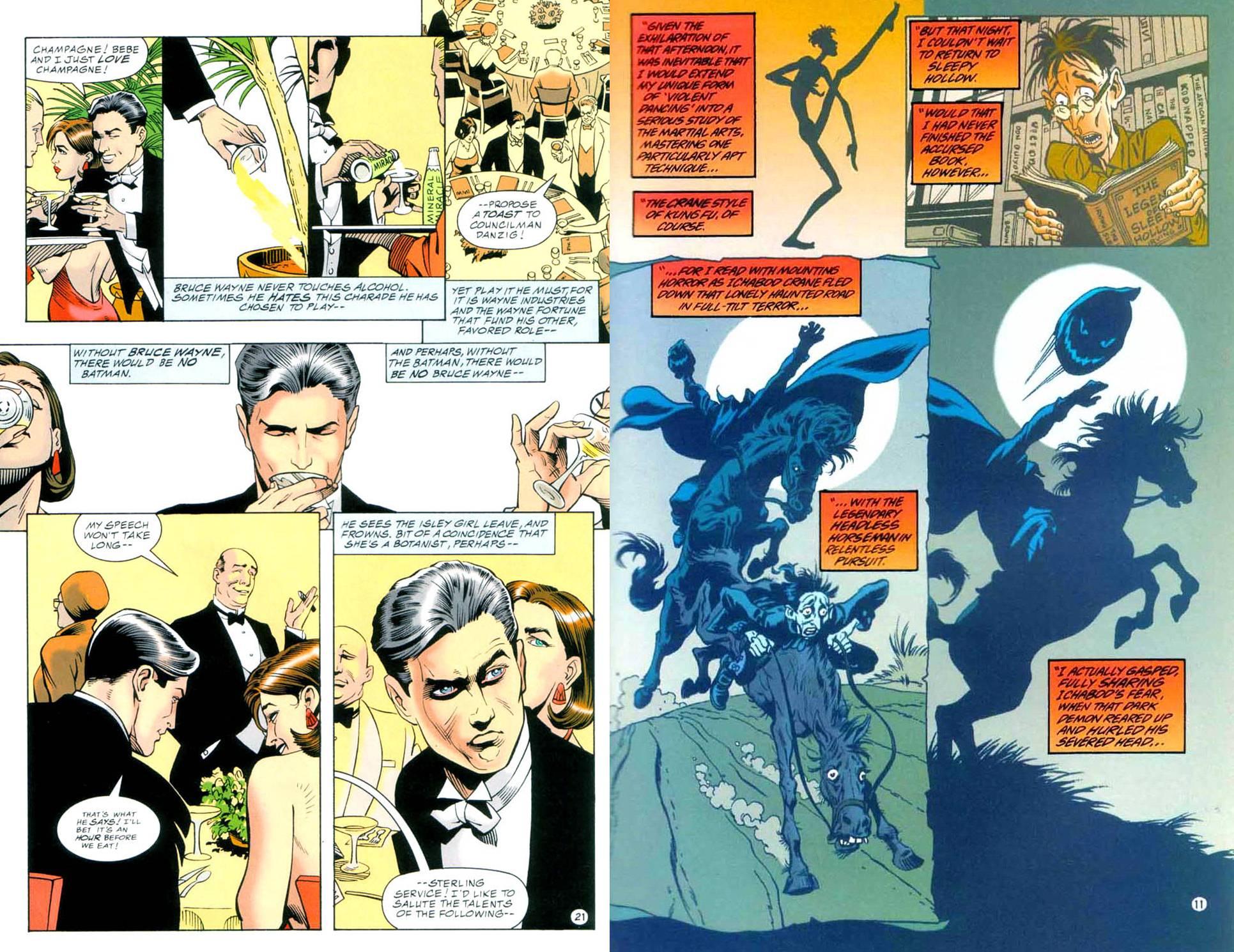 Batman Four of a Kind review
