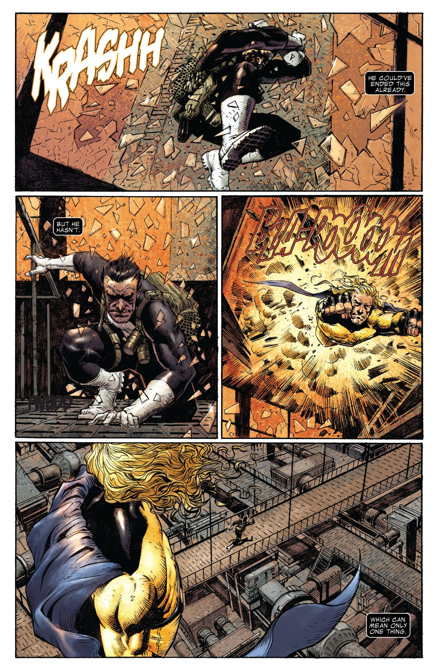 Punisher Dark Reign review