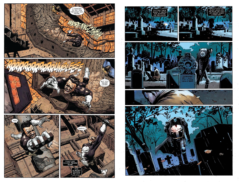 Rick Remender Punisher Omnibus review