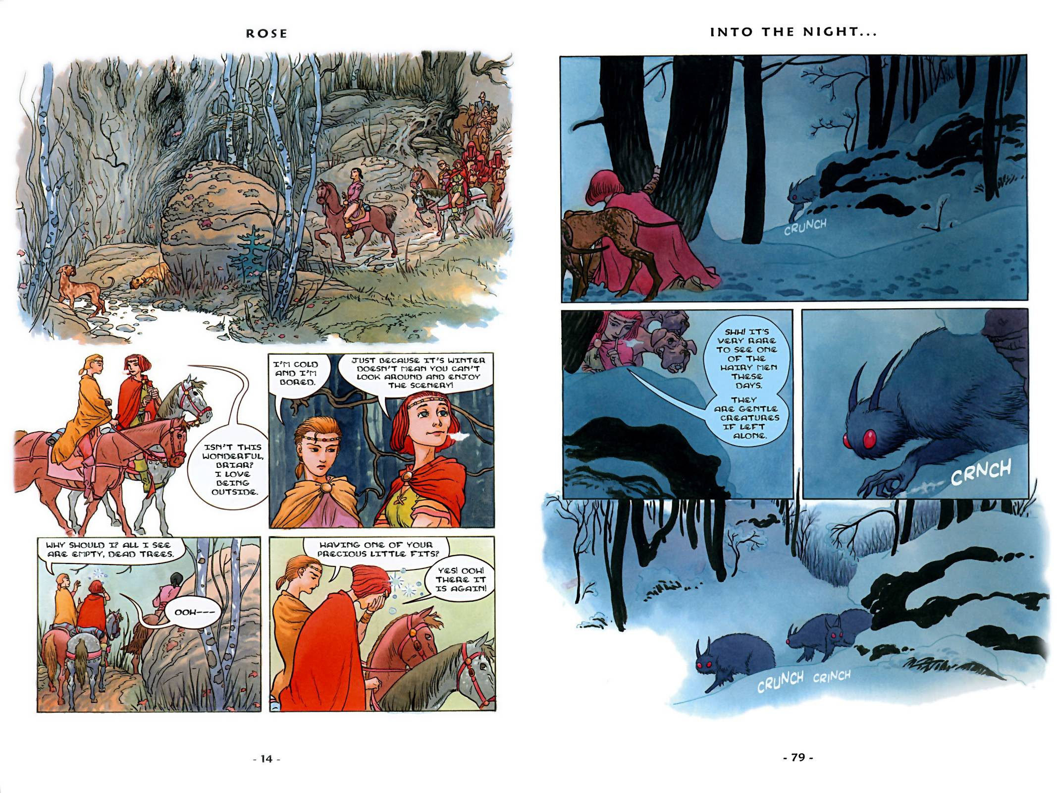 Rose graphic novel review
