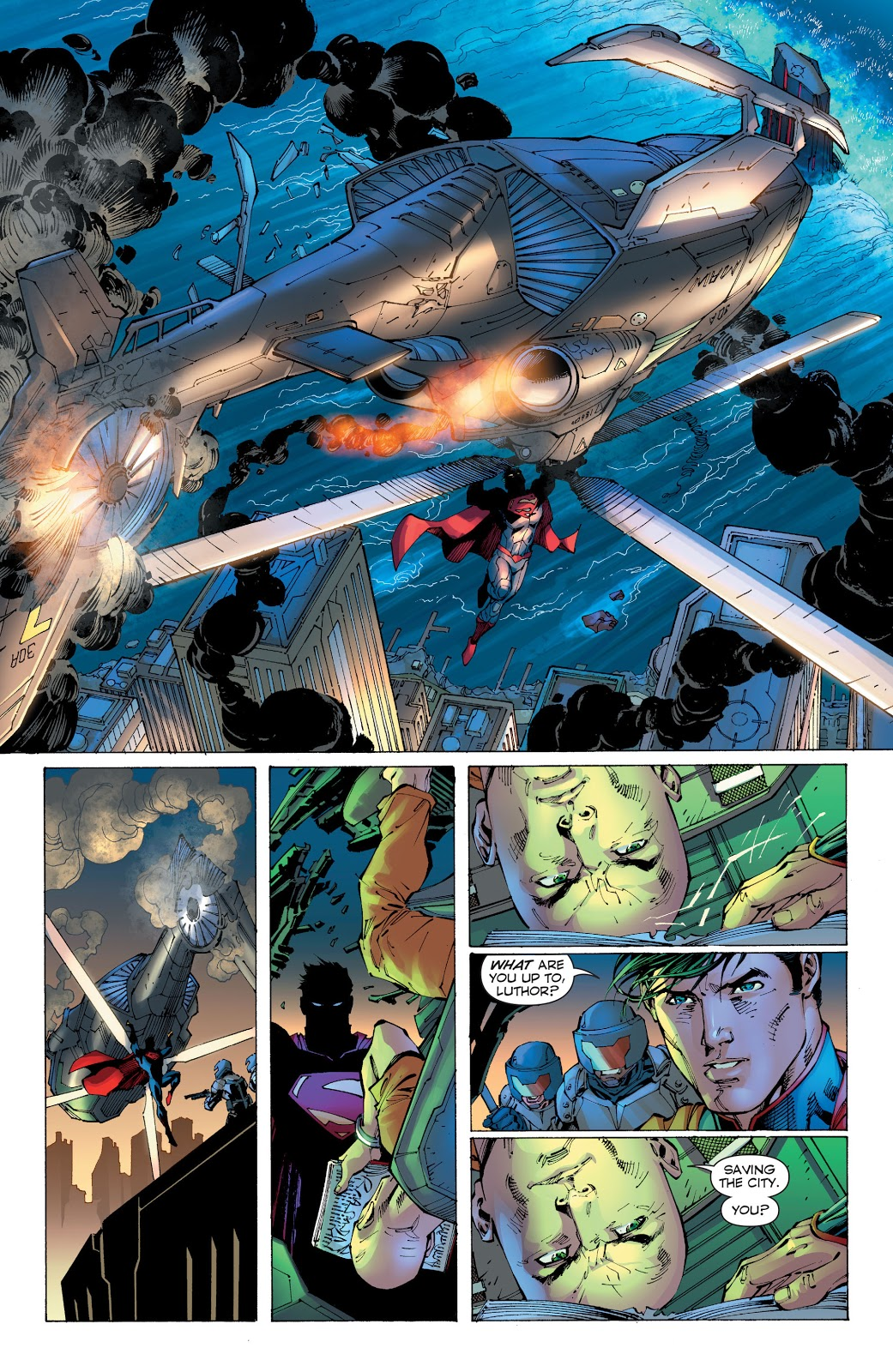 Superman Unchained review