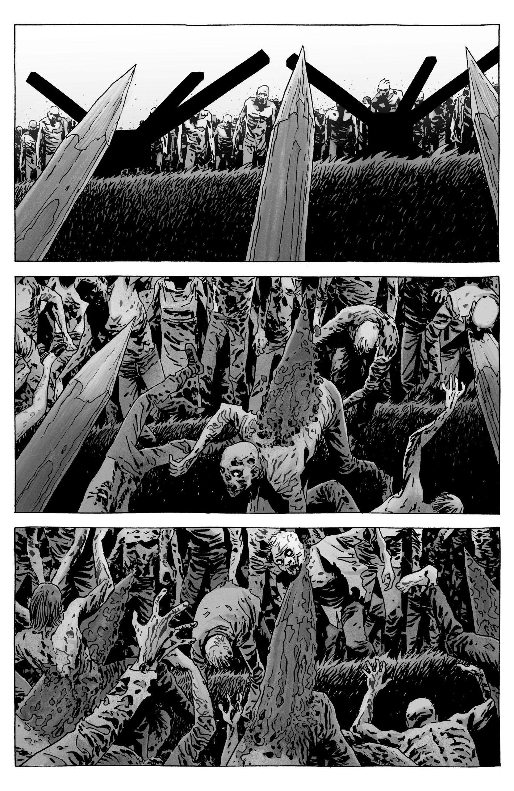 The Walking Dead Book Fourteen review