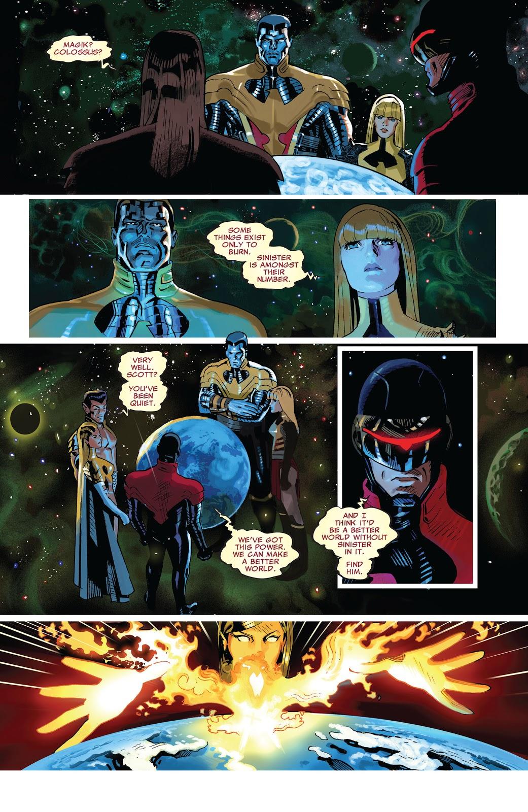 Uncanny X-Men Gillen V4 review