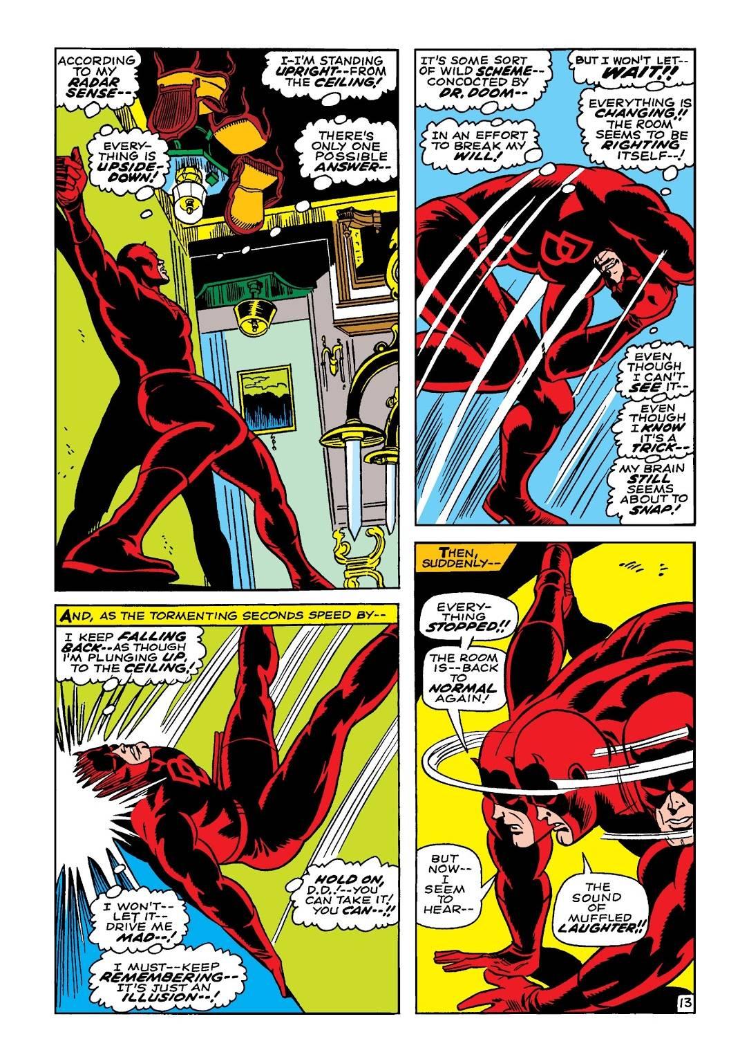 Daredevil Masterworks Volume 4 review