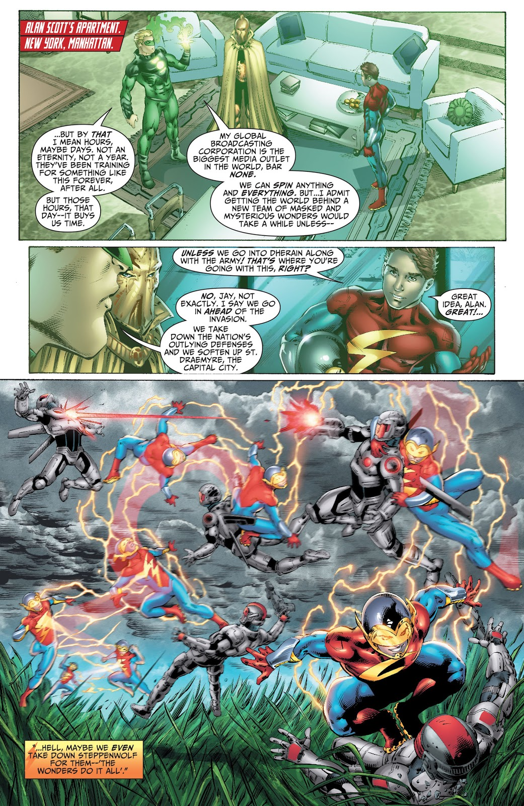 Earth 2 V3 Battle Cry review
