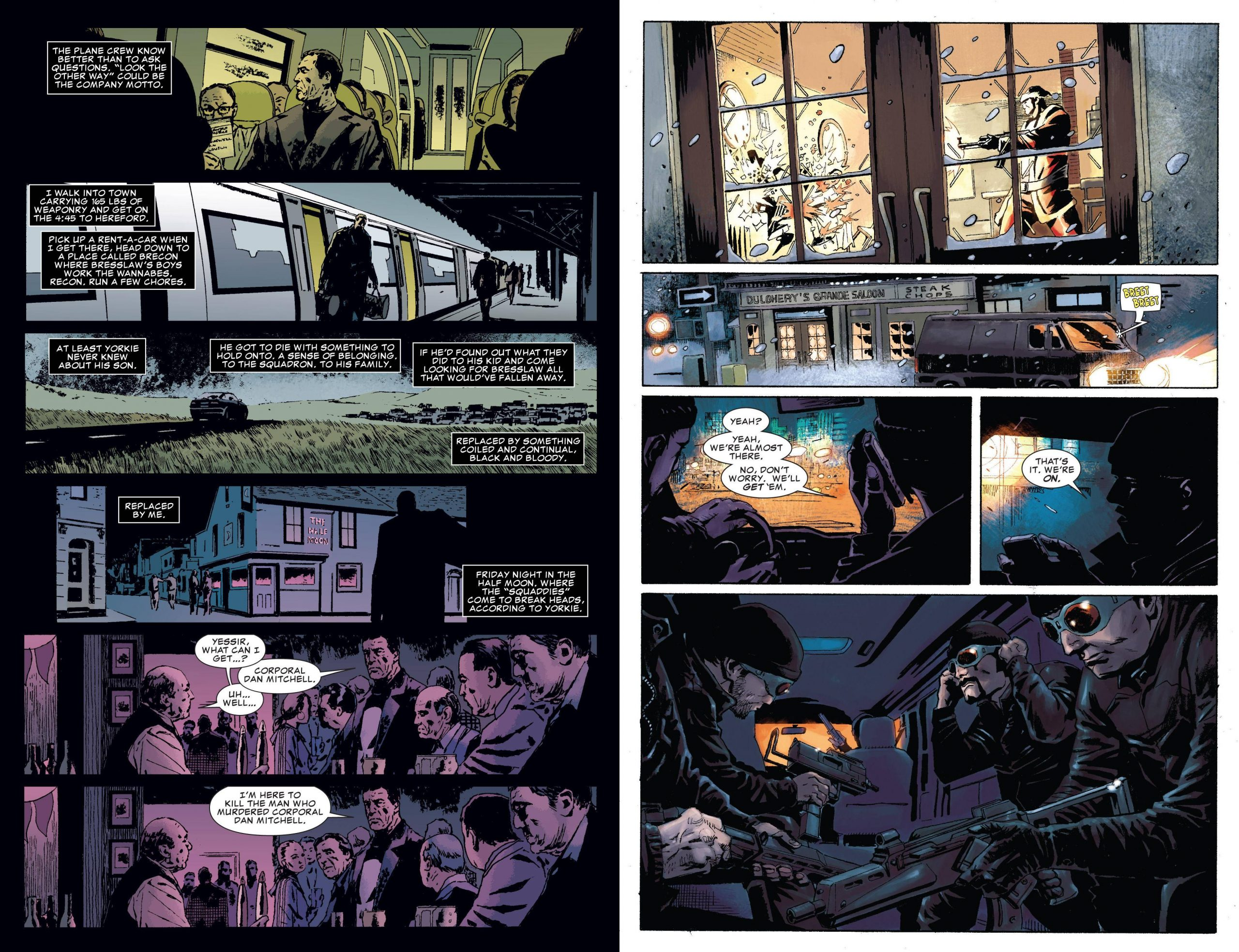 Punisher Max - The Complete Collection V6 review
