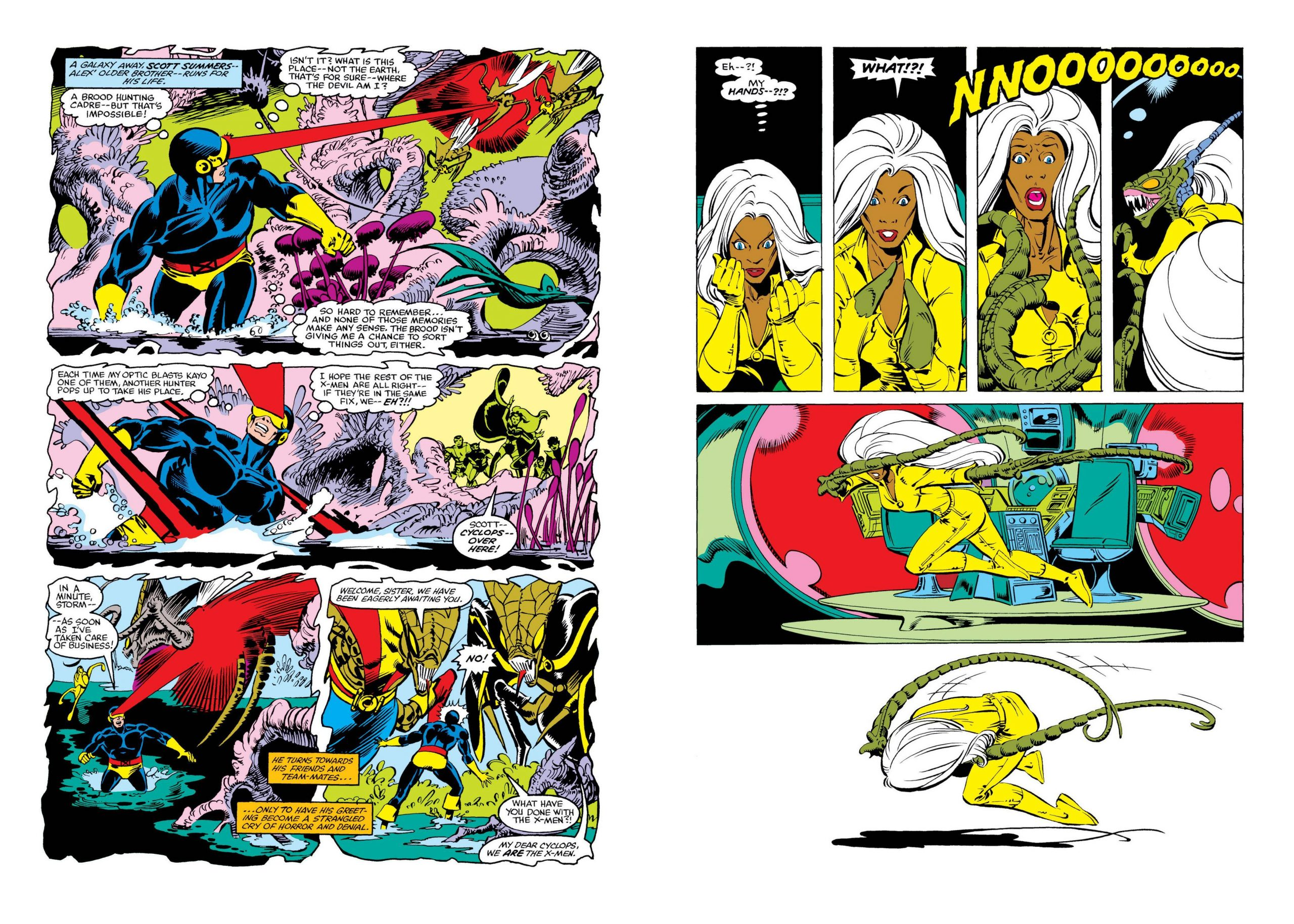 Marvel Masterworks - The Uncanny X-Men V8 review