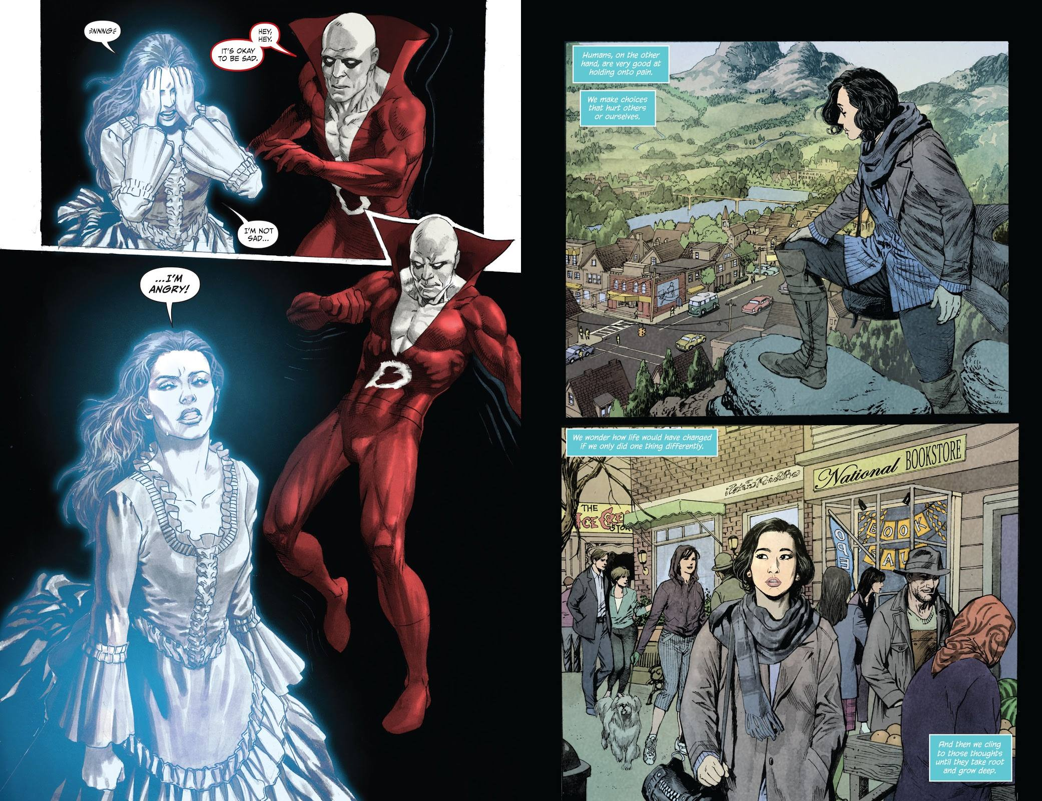 Deadman Dark Mansion of Forbidden Love review