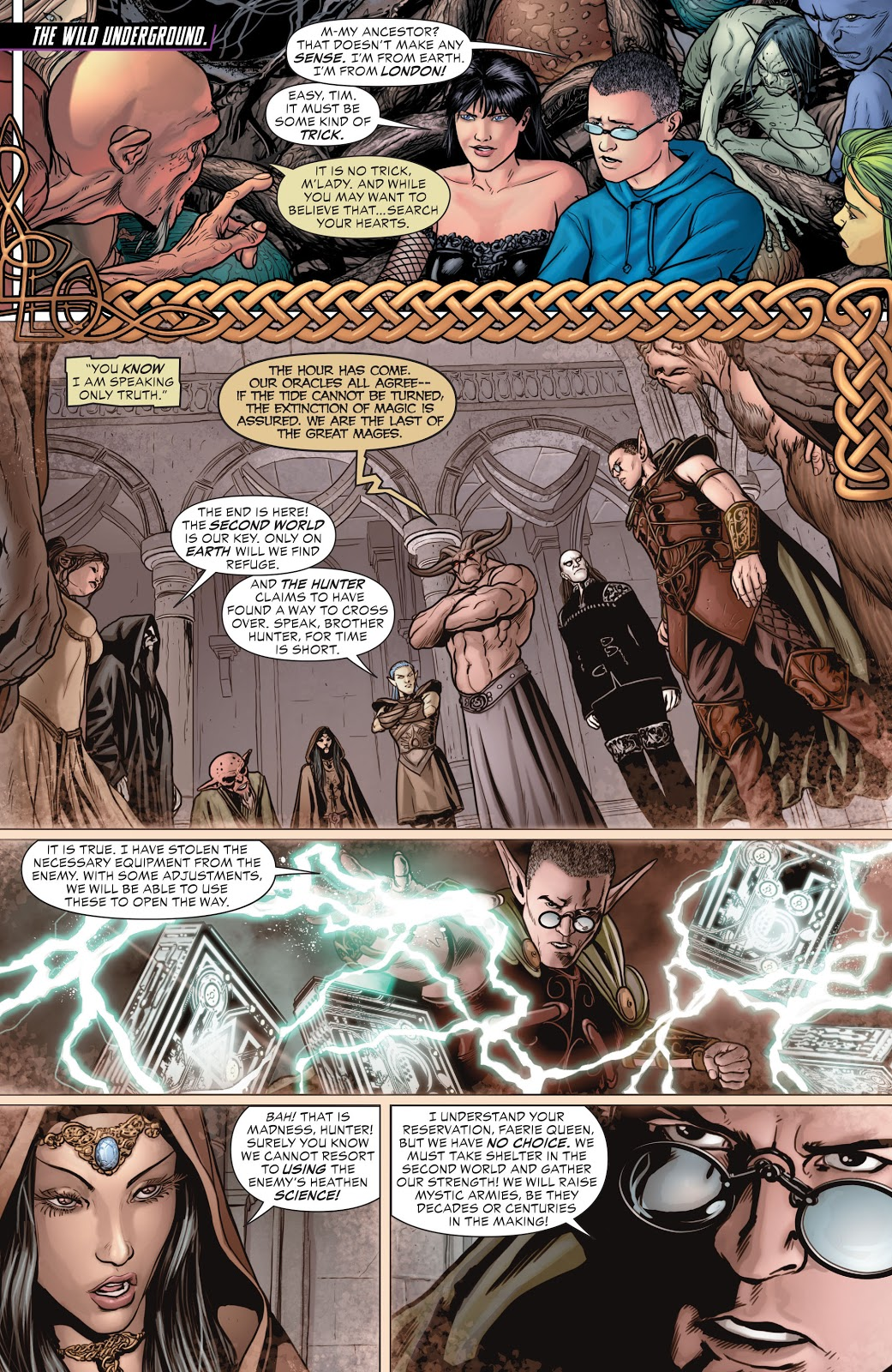Justice League Dark V3 The Death of Magic review
