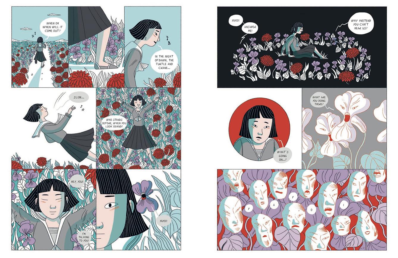 Kusama graphic novel review