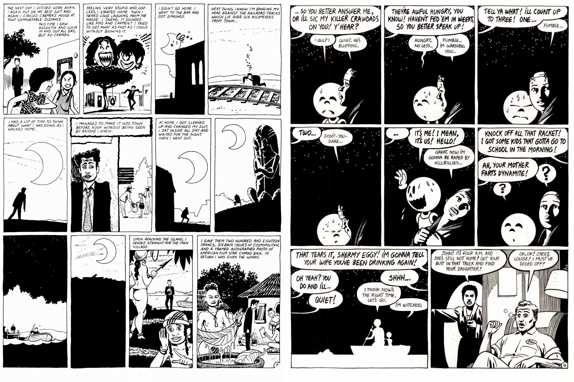 Duck Feet graphic novel review