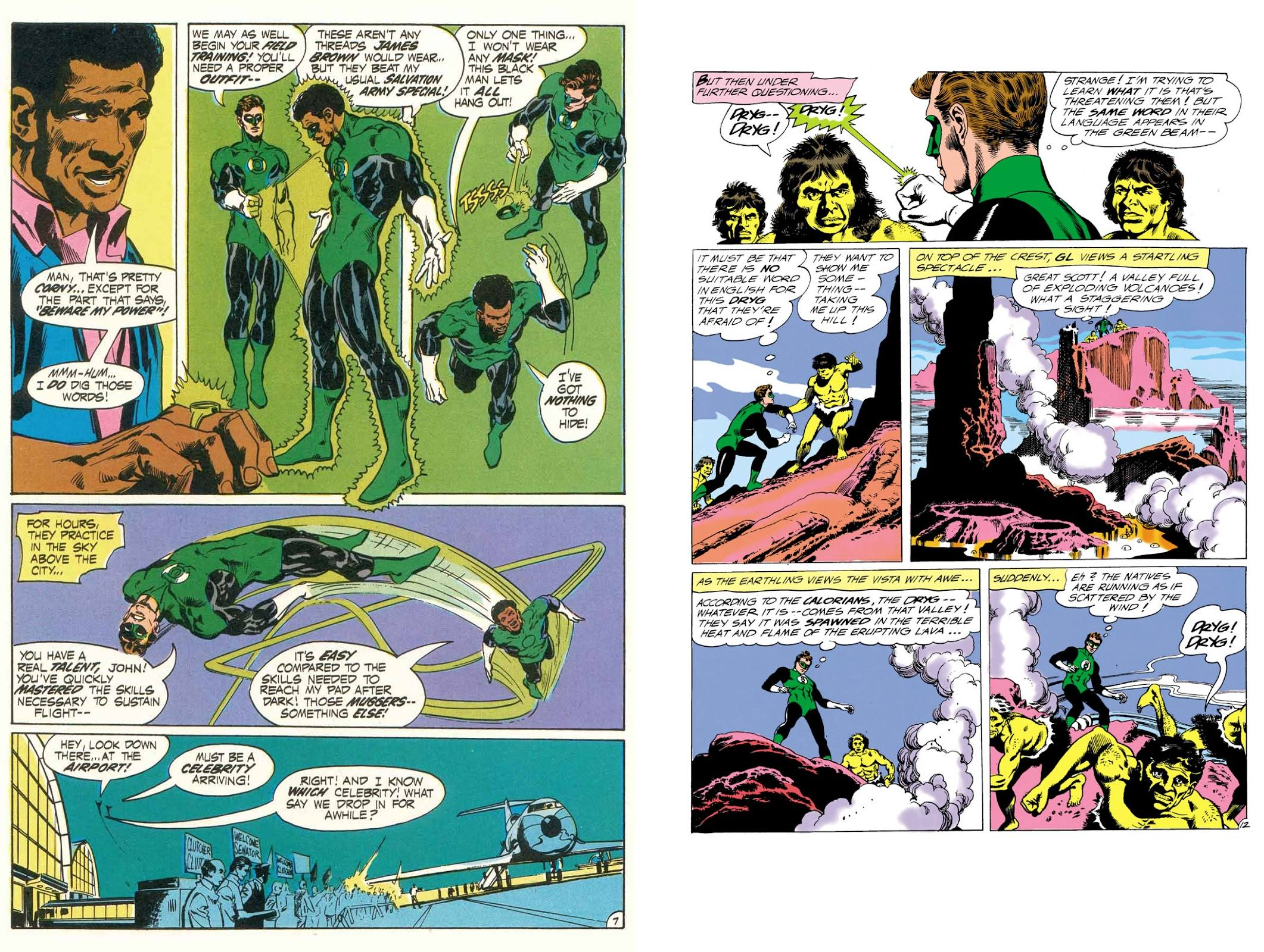 Green Lantern The Greatest Stories Ever Told review