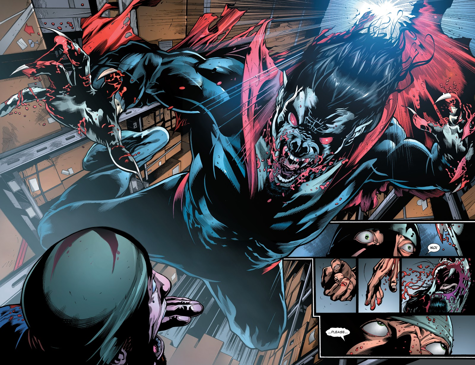 Morbius the Living Vampire Old Wounds review