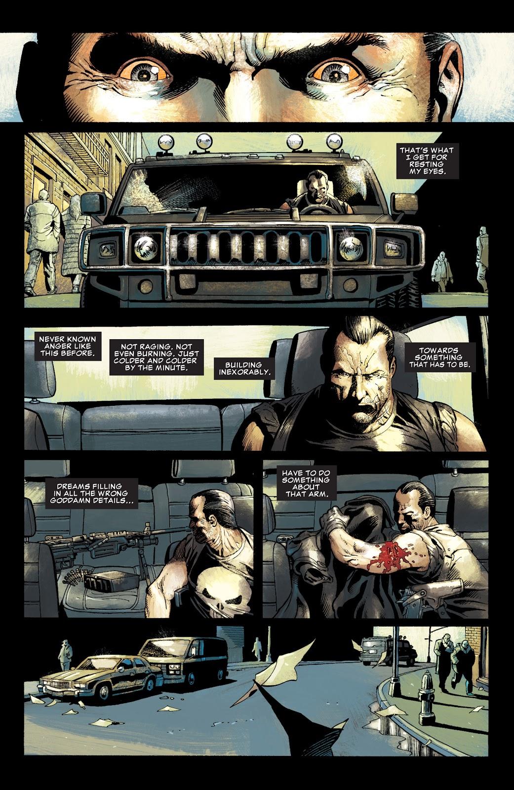 Punisher Max by Garth Ennis Omnibus V1 review