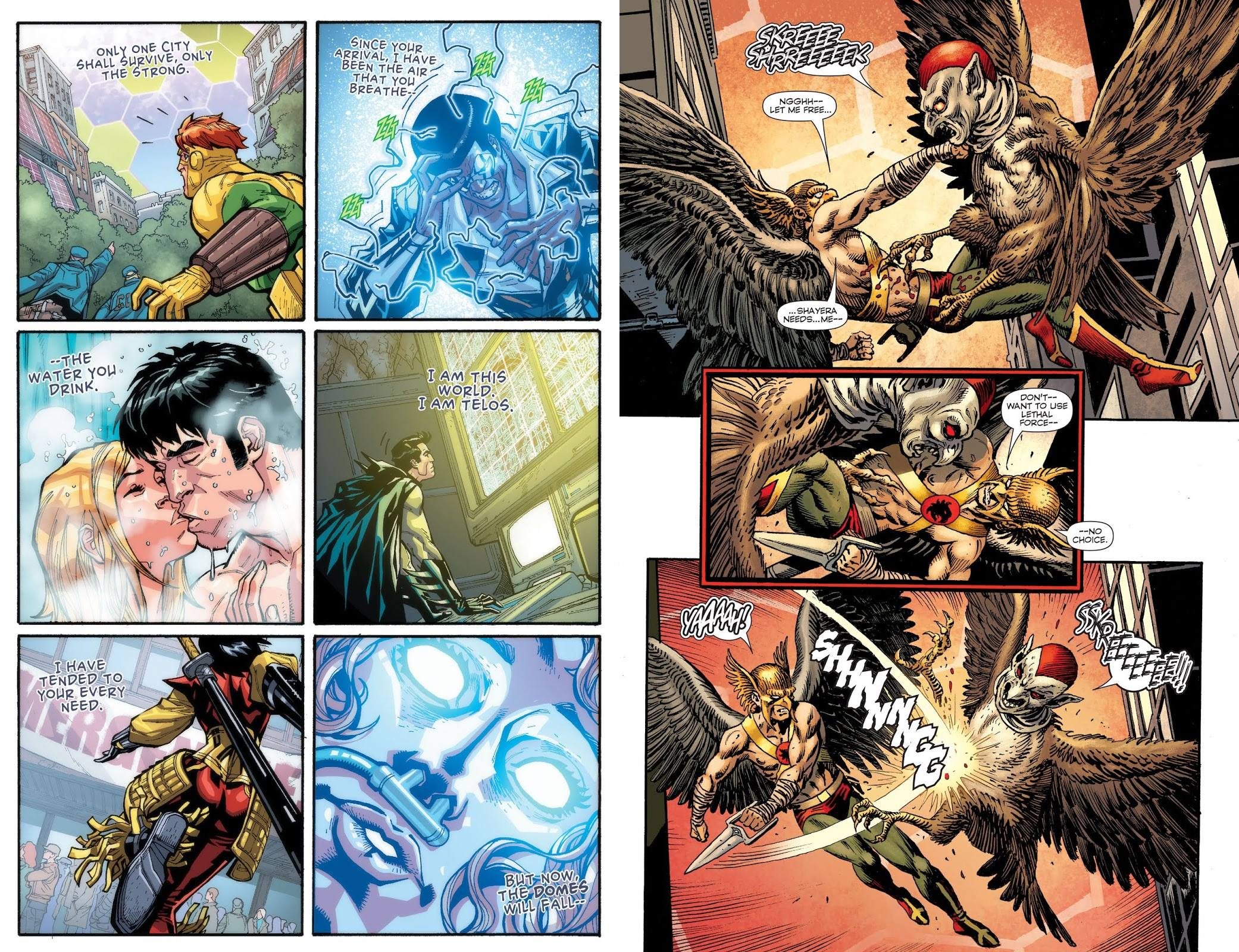 Convergence Crisis review