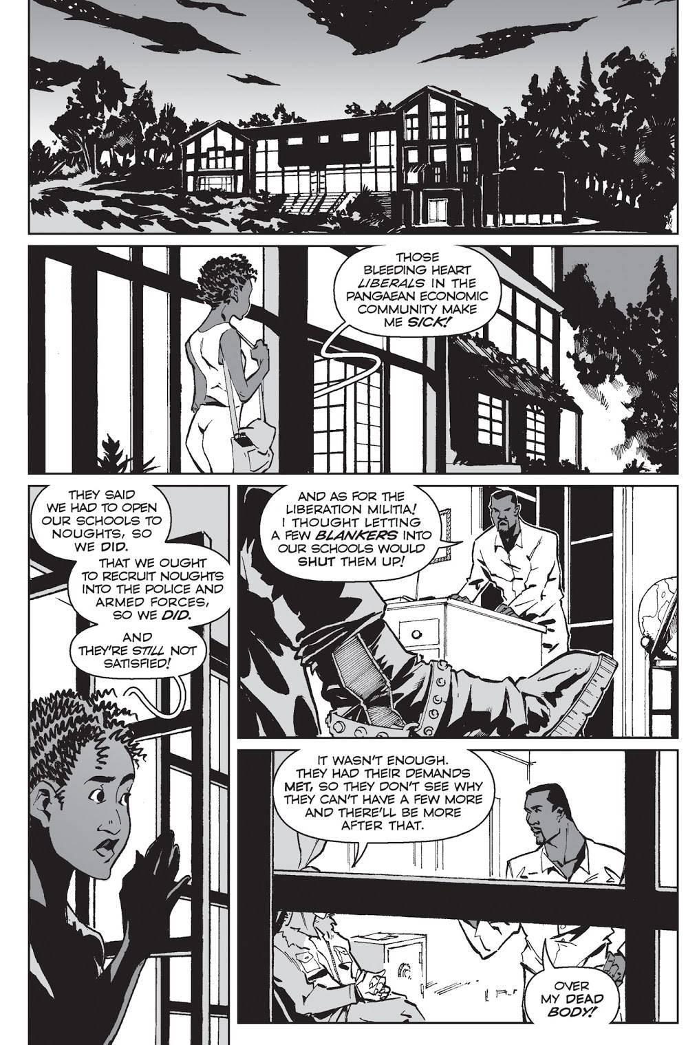 Noughts and Crosses graphic novel review