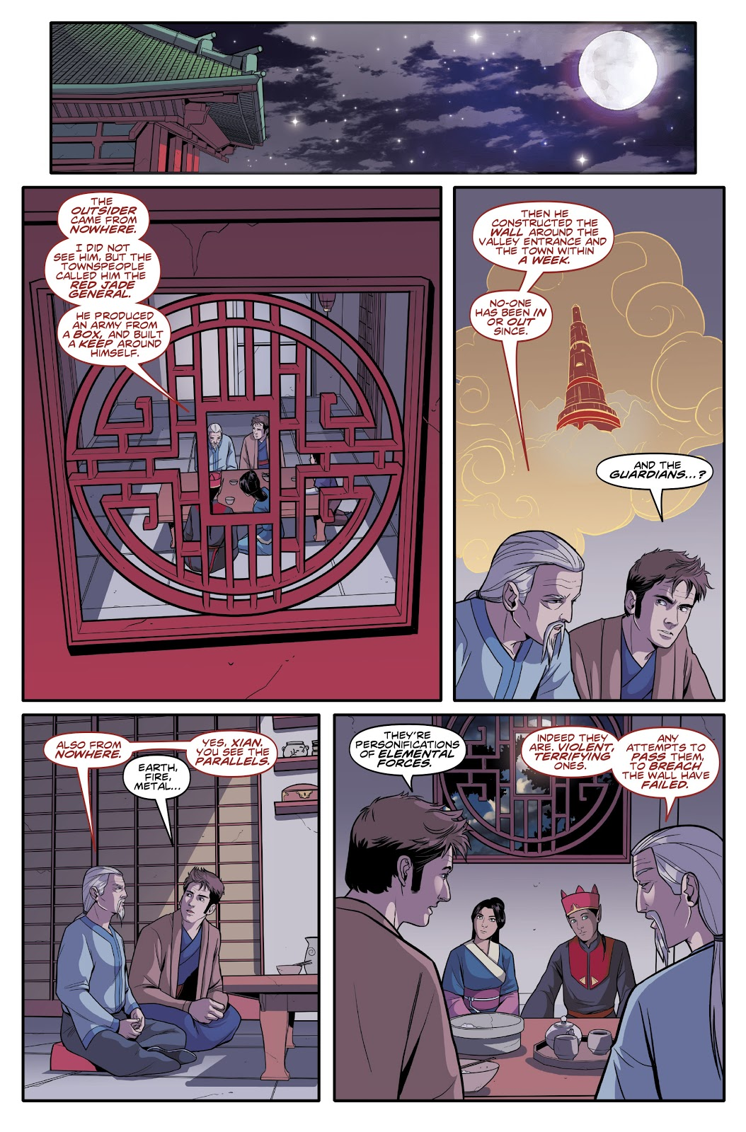 Doctor Who The Tenth Doctor Vol 8 Breakfast at Tyranny's review