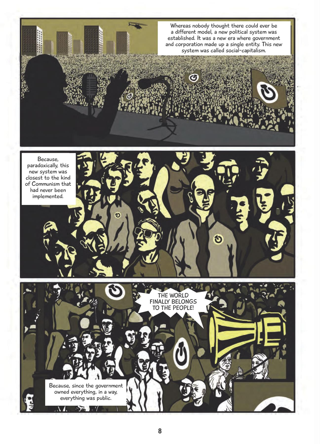 Plutocracy graphic novel review