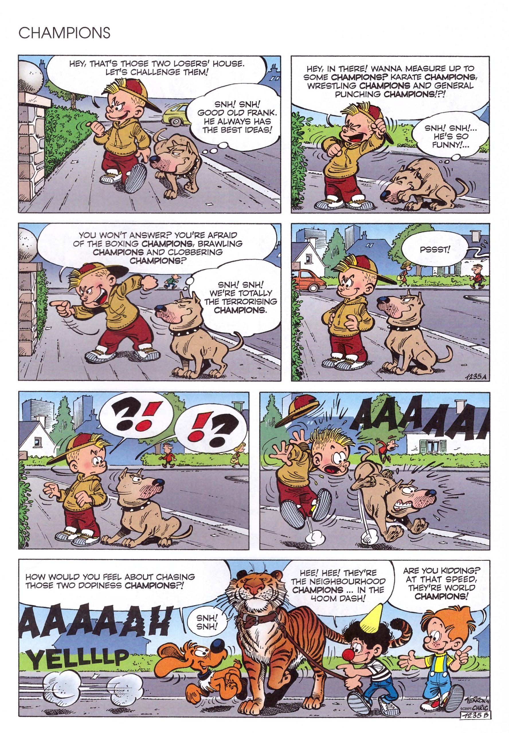 Billy & Buddy 6 Buddy's Gang review