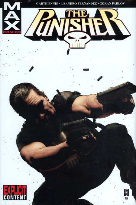 The Punisher Max Volume Three