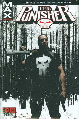 The Punisher Max Volume Four