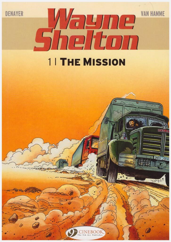 Wayne Shelton: The Mission