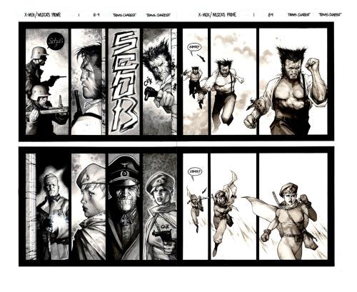 wildc.a.t.s/X-Men Review