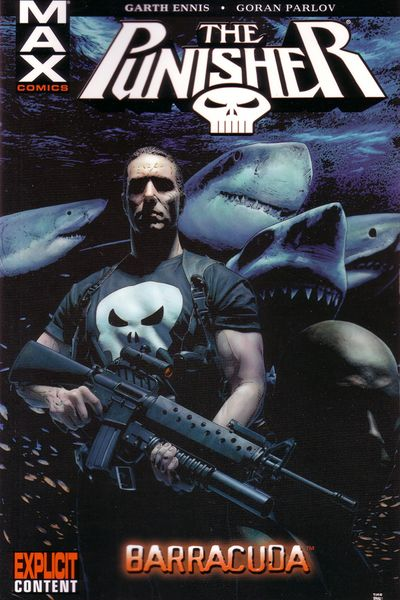 The Punisher: Barracuda