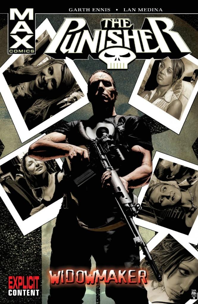 The Punisher: Widowmaker