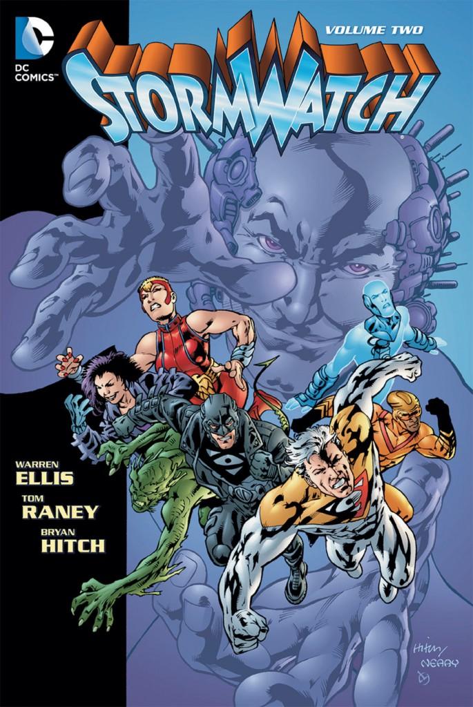 Stormwatch volume 2