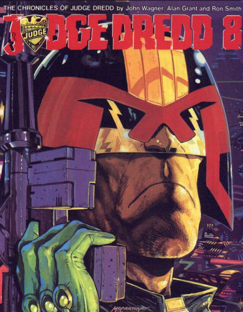 Judge Dredd 8