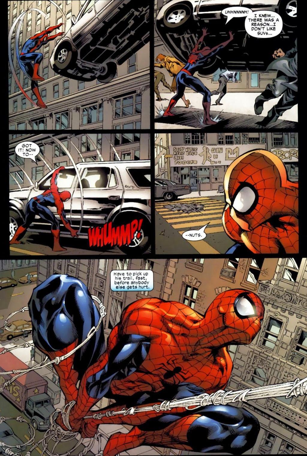 Amazing Spider-Man Skin Deep review