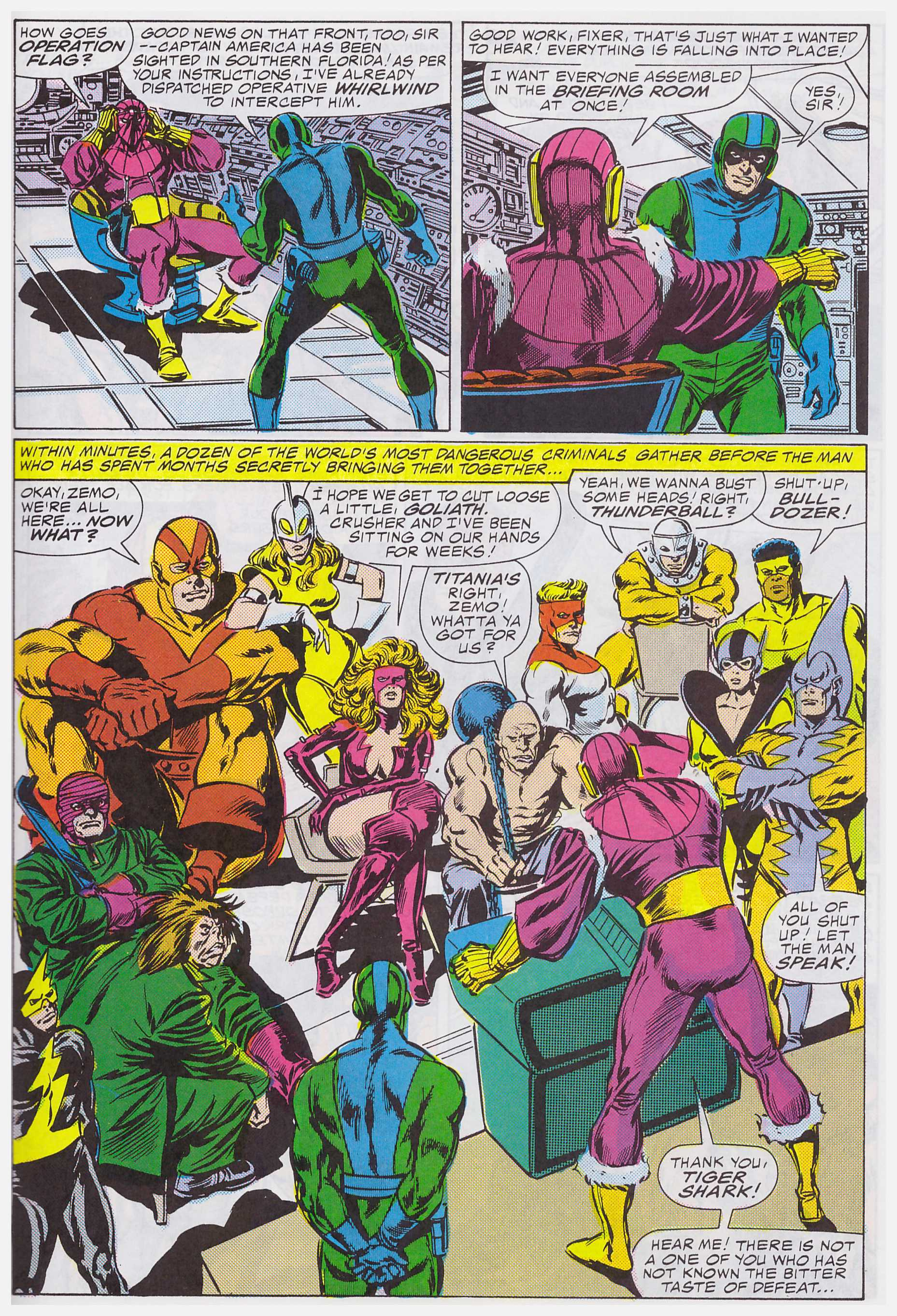 The Avengers Under Siege review