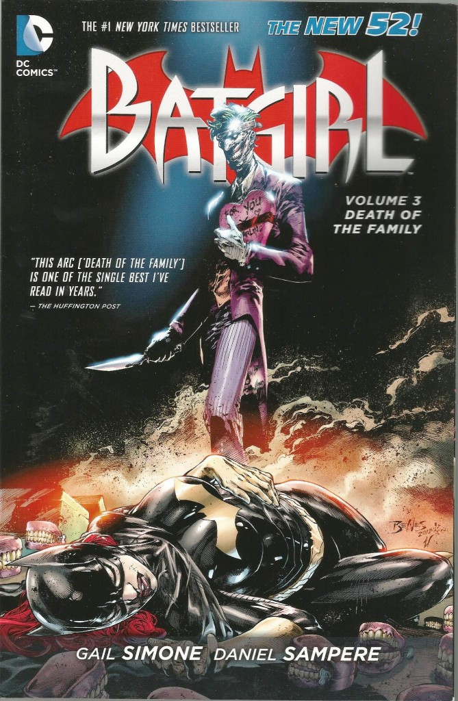 Batgirl: Death of the Family