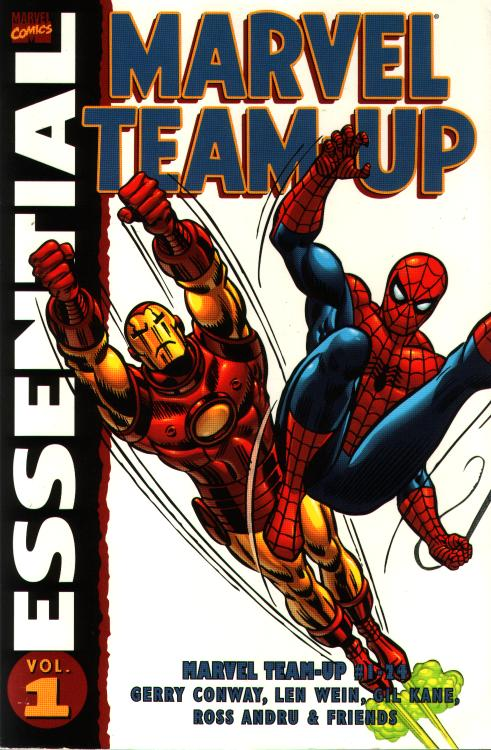 Essential Marvel Team-Up Volume 1