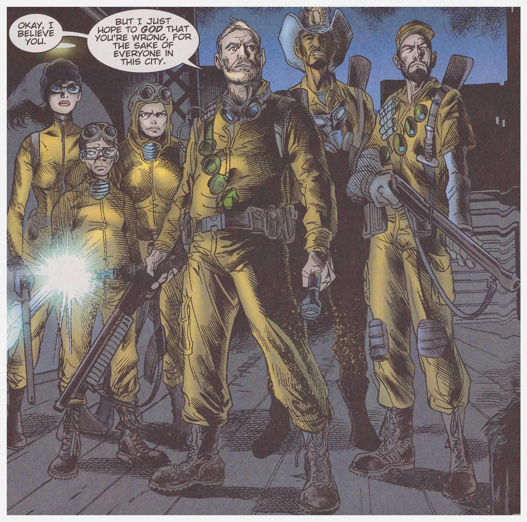 The Exterminators Insurgency review