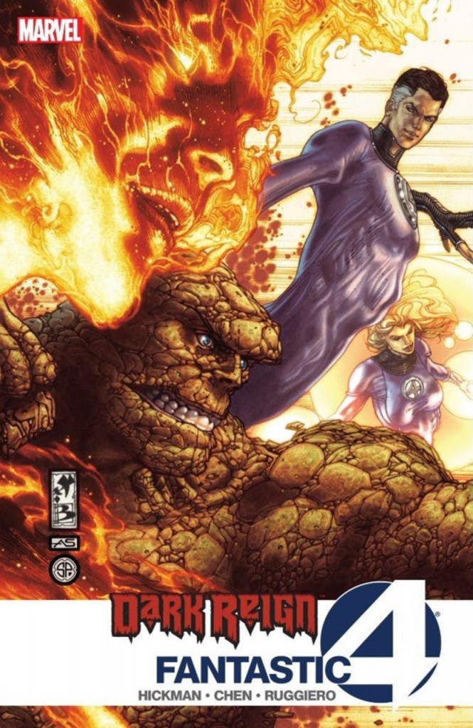 Fantastic Four: Dark Reign