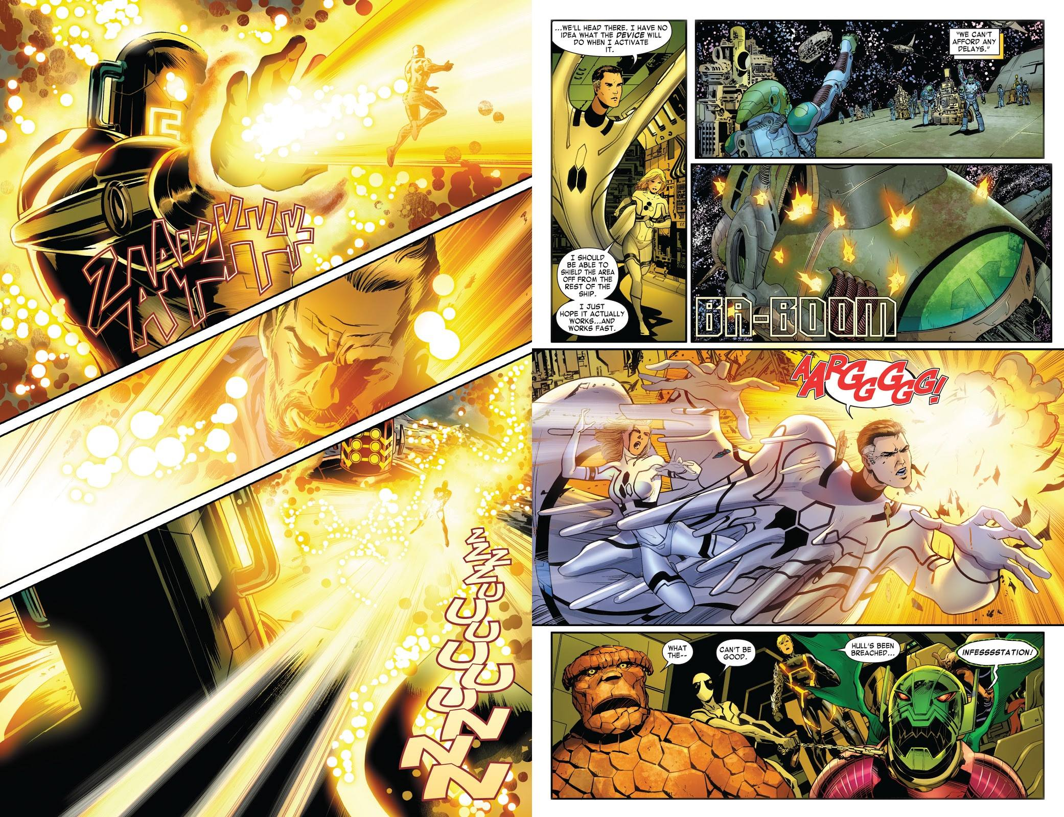 Fantastic Four by Jonathan Hickman Vol 5 review