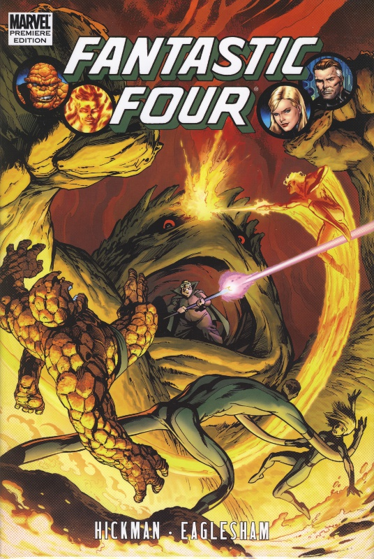 Fantastic Four by Jonathan Hickman Volume 2