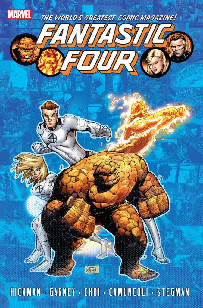 Fantastic Four by Jonathan Hickman Volume 6
