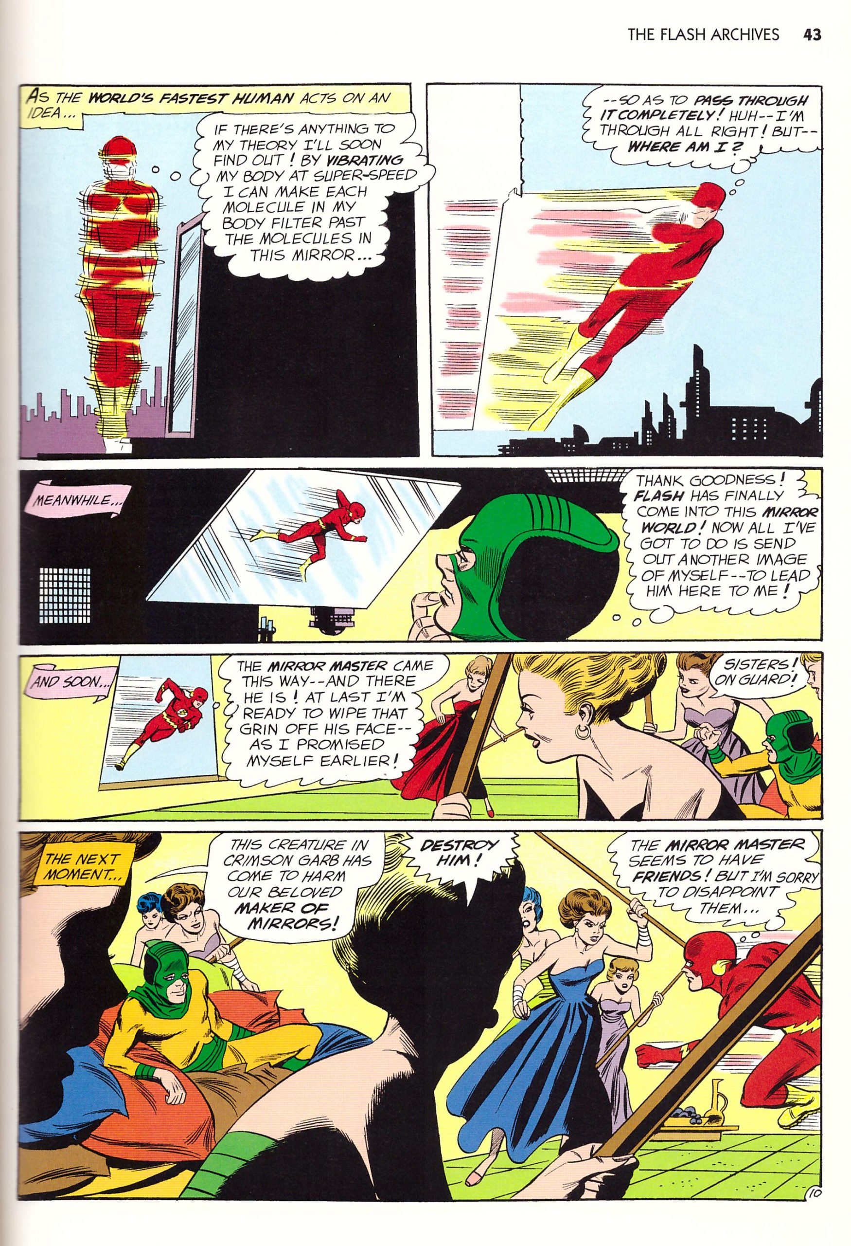 The Flash Archives Vol 4 review