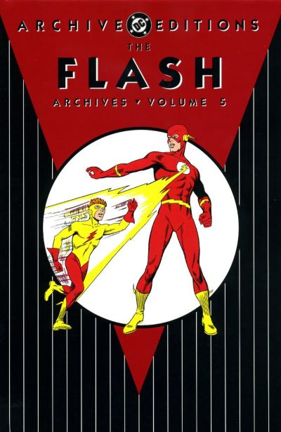 The Flash Archives Volume 5