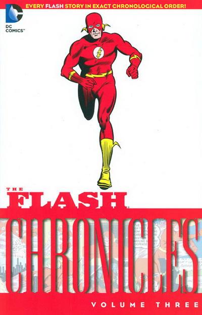 The Flash Chronicles Volume 3