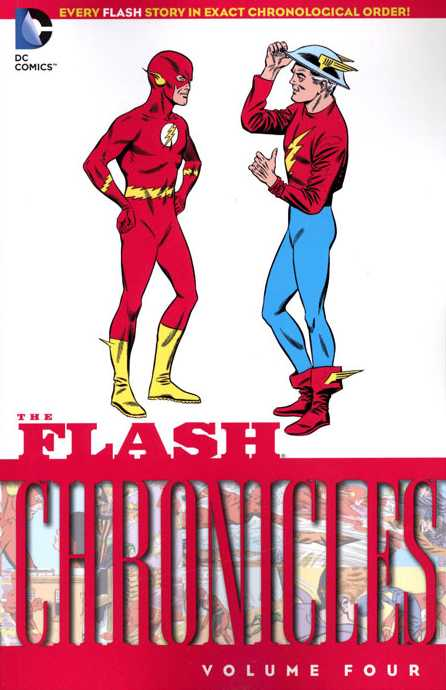 The Flash Chronicles Volume 4