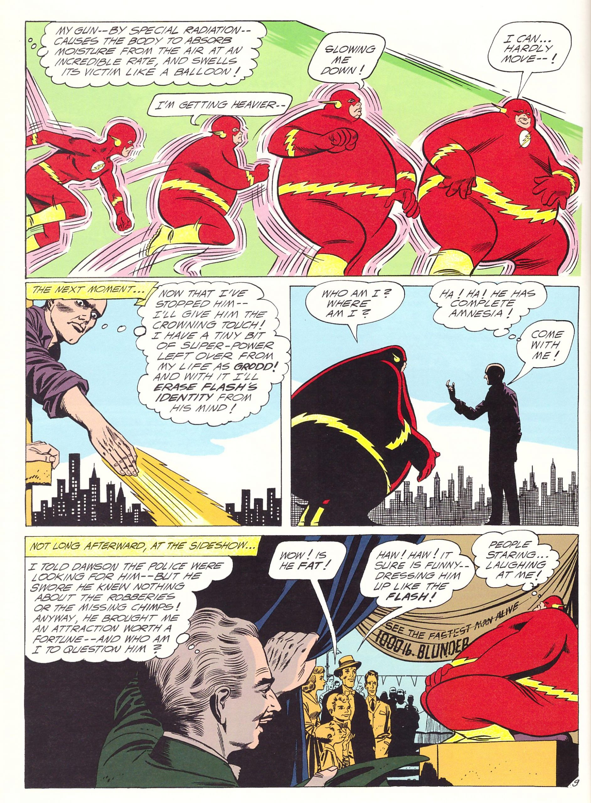 The Flash Chronicles Vol 3 review