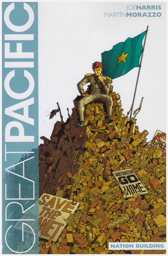 Great Pacific: Nation Building