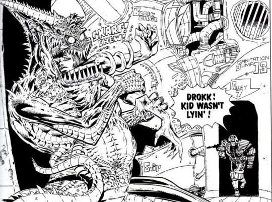 Judge Dredd 10 Titan review