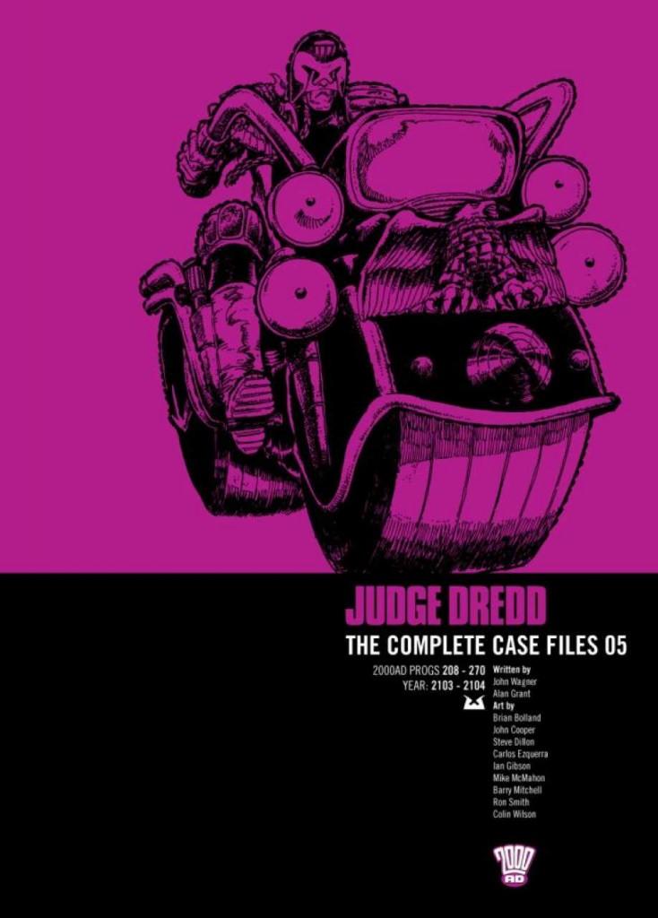 Judge Dredd: The Complete Case Files 05
